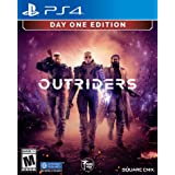 Outriders - PlayStation 4 Standard Edition