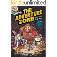The Adventure Zone: Here There Be Gerblins book cover