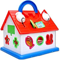 Toyshine Learning and Fun House with Multi-Skill Learning Activities