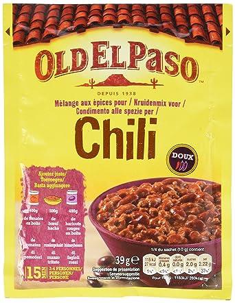 chili epice