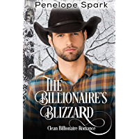 The Billionaire's Blizzard: Clean Billionaire Romance book cover