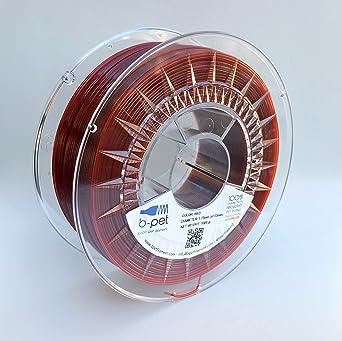 B-Pet - Filamento impresión 3D - PET 100% reciclado - 1Kg (1.75