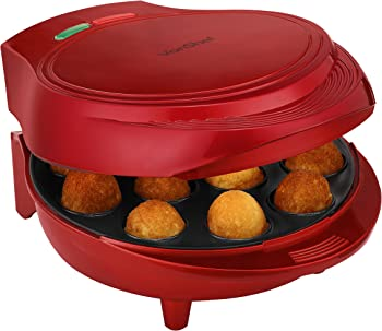 VonShef Red Cake Pop Maker