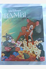 Walt Disney's Bambi: The Story and the Film/with Flip Book Hardcover
