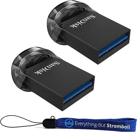 Sandisk 128gb Ultra Fit Usb 3 1 Low Profile Flash Drive Elektronik