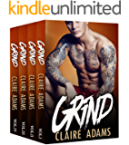 Grind (The Complete Box Set) (Bad Boy Alpha Male Romance)
