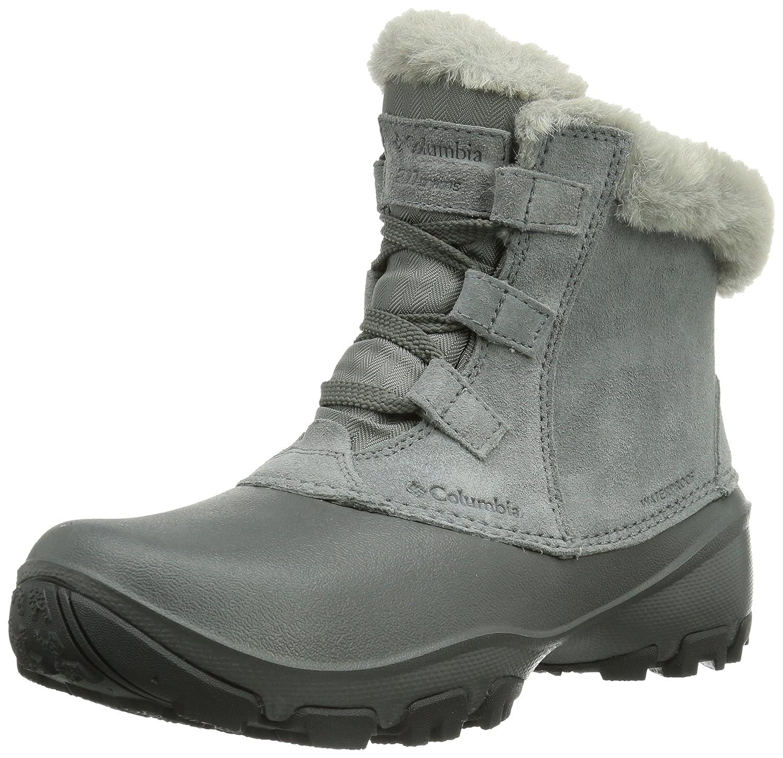 Columbia Women's Sierra Summette Shorty Winter Boot B00GW968B8 7 B(M) US|Light Grey, Oyster