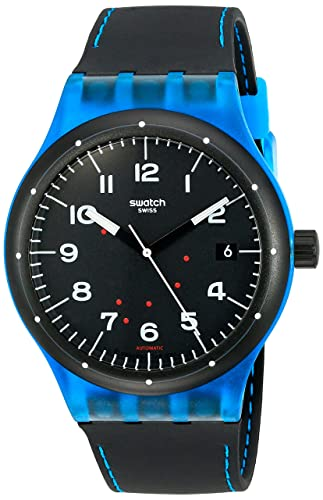 c210b211b447 Reloj Swatch - Hombre SUTS402  Swatch  Amazon.es  Relojes