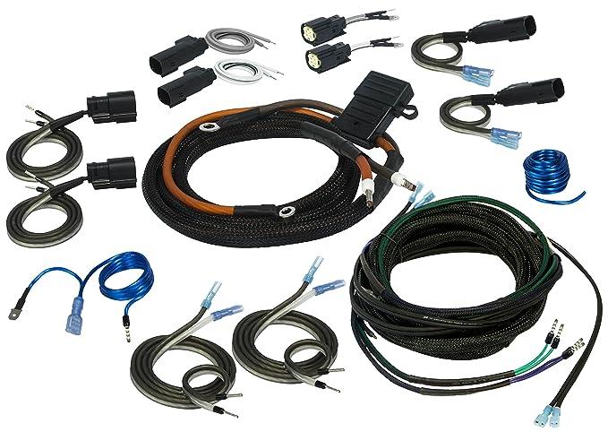 Amazon.com: Harley Davidson 2/4 Channel Universal Amplifier ... on