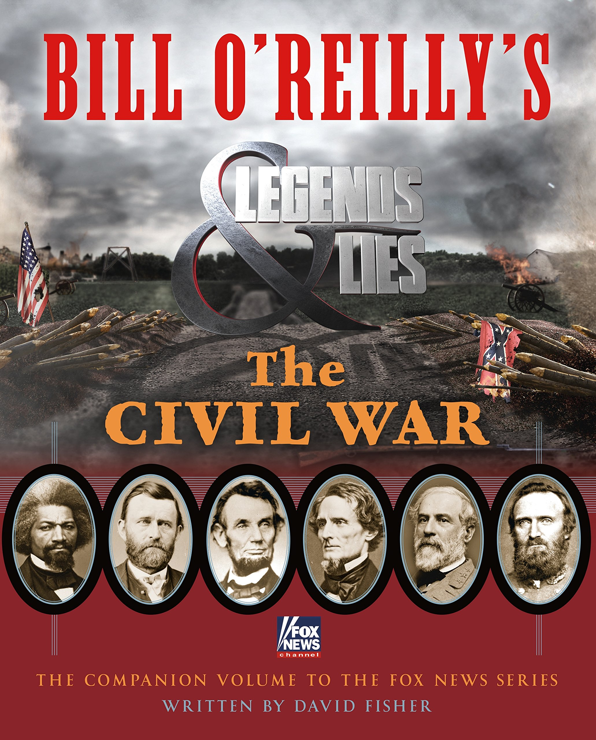 Bill OReillys Legends Lies Civil product image