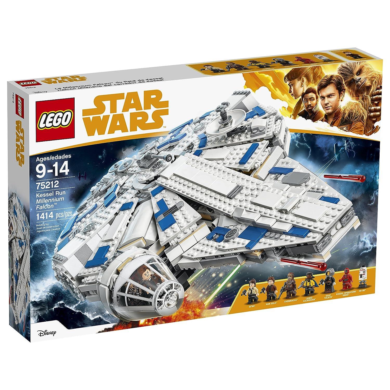 LEGO Star Wars Kessel Run Millennium Falcon (75212) Amazon