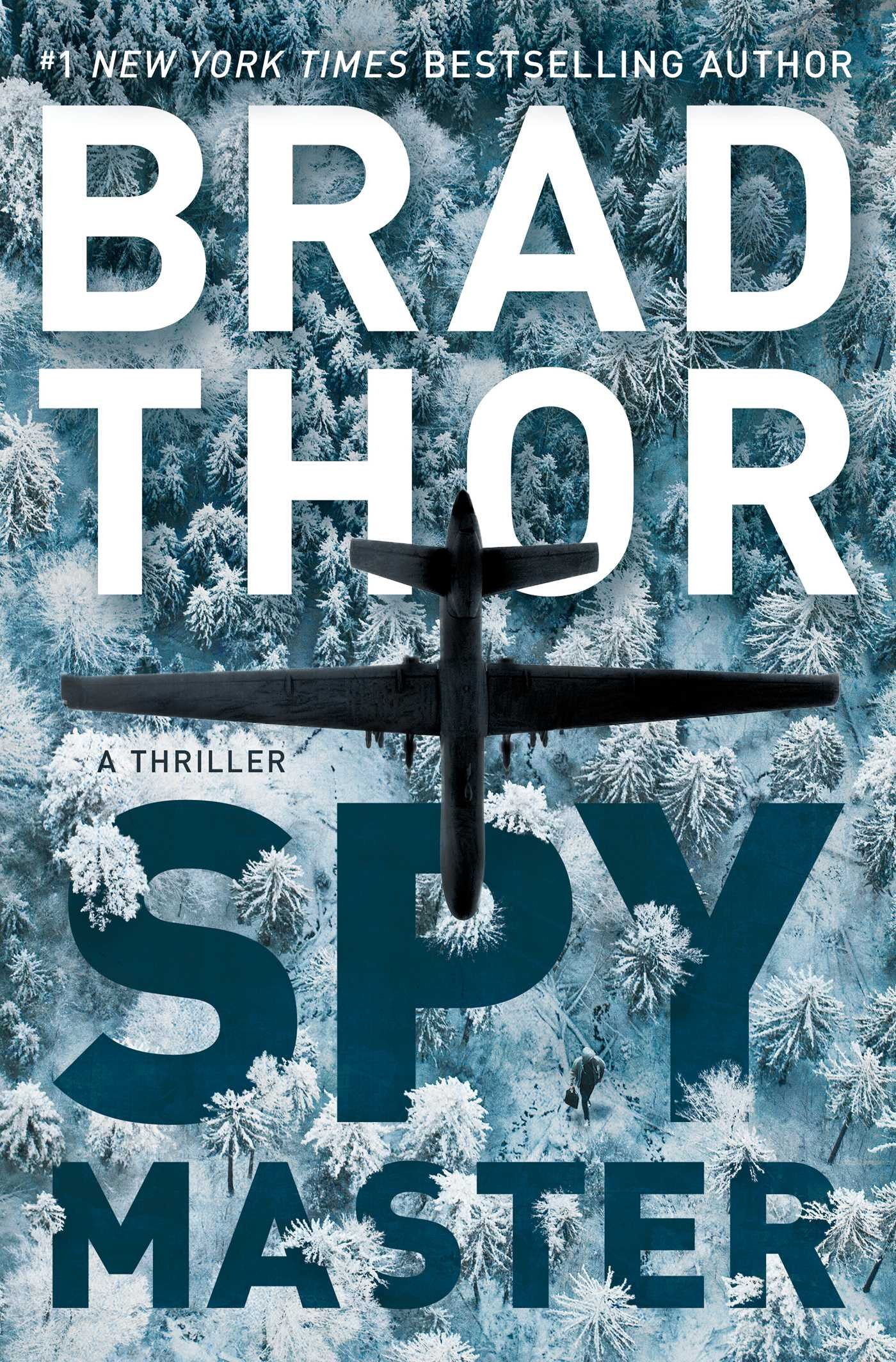 brad thor reading order