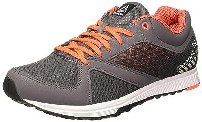 9986d8e46382 Reebok Men s Train Grey Red Silver Wht Blk Multisport Training Shoes ...