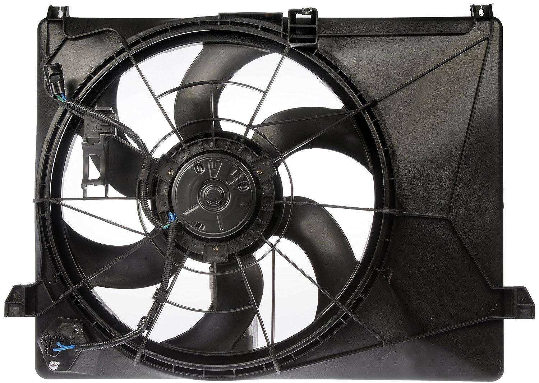 Amazon.com: Dorman 621-235 Radiator Fan Assembly for Kia Rondo: Automotive