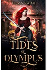 Tides of Olympus: A Mythology Fantasy Romance (The Immortality Trials Book 2) Kindle Edition