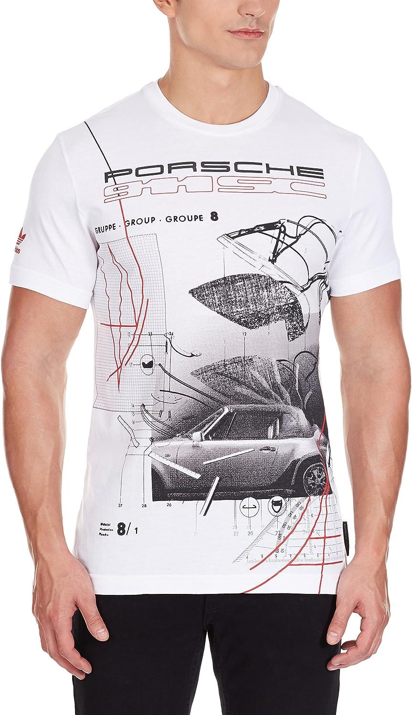 adidas X Porsche Design 911 Zip Jacke Turbo Track Top Hoodie