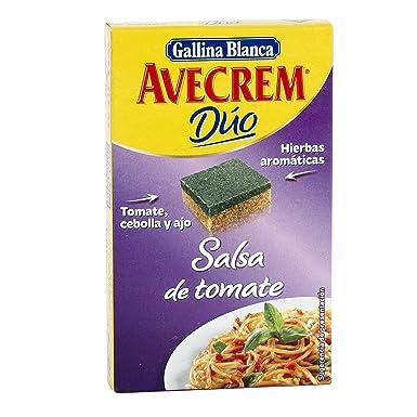 Avecrem Duo Salsa De Tomate 8 Pastillas