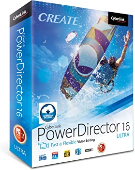 CyberLink PowerDirector 16 Ultra Software