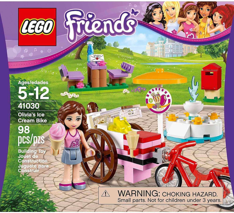Sambro Lego Friends - Juego de construcción para Bicicleta de ...