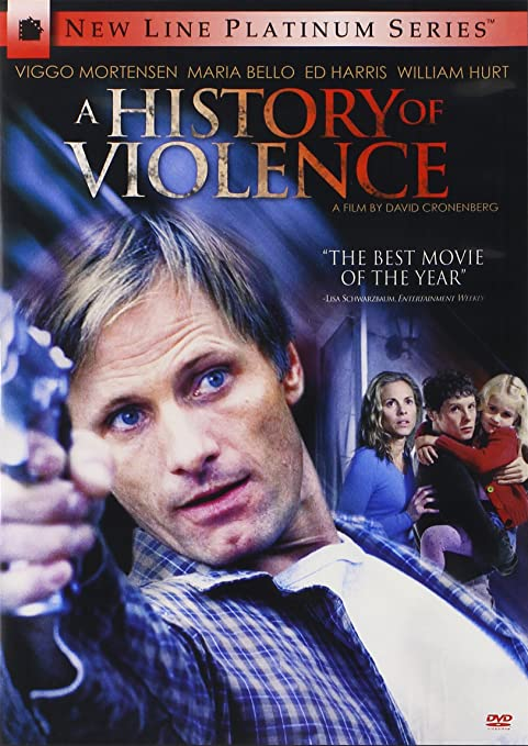 Amazon.com: A History Of Violence (New Line Platinum Series) [DVD ...
