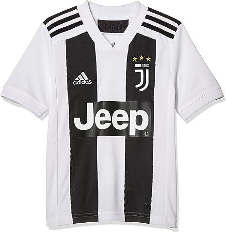 adidas Juve H JSY Y Camiseta 1ª Equipación Juventus FC 2015/2016 ...