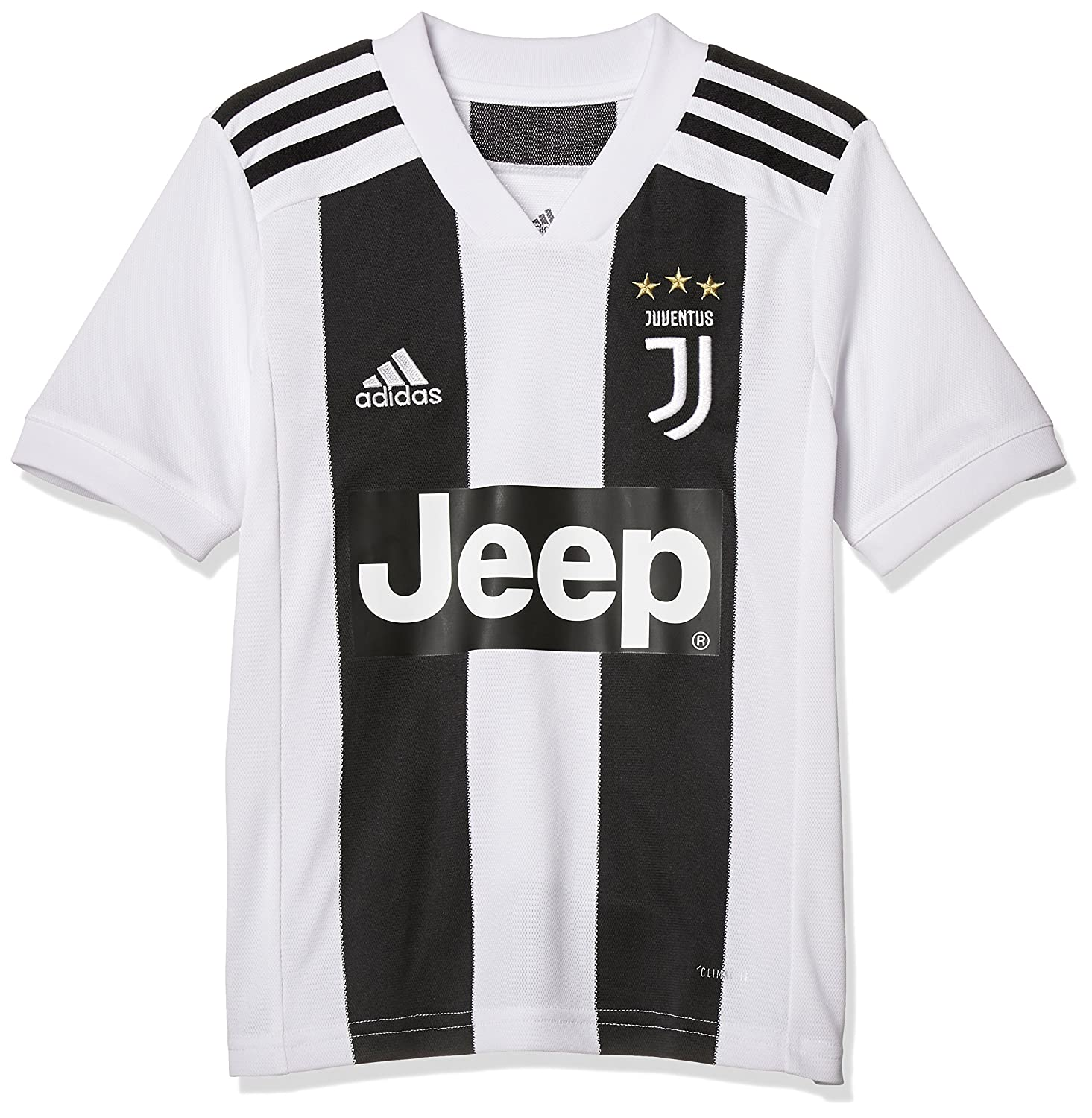 adidas Kid s Juventus Home Jersey  Amazon.co.uk  Sports   Outdoors e9b48b777