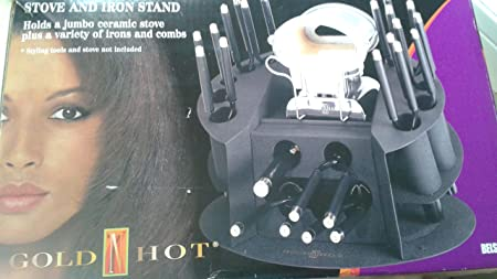 Gold N Hot Mini Stove and Iron Stand