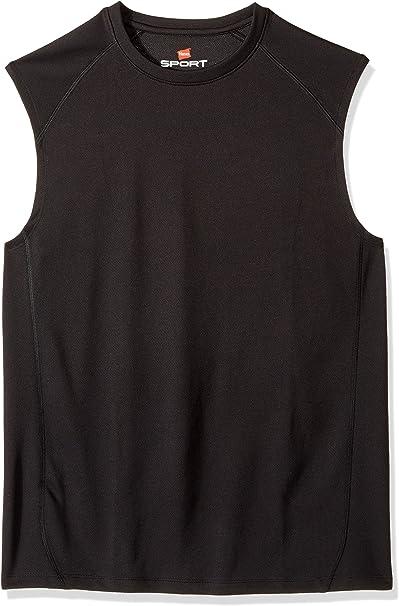 LA Gear Men/'s Athletic Sleeveless Shirt,Lime Green,S-XL