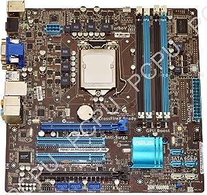 Asus Essentio CM8350 Intel Desktop Motherboard s1156, 61-MIBDR1-03
