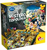 Lisciani Giochi 57085 - Il Mistero di Topolinia