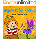 """Book For Kids: """"WHERE IS MY HOME?"""" (Animal Habitats,  Bedtime stories, Values book, Beginner reader, Early learning, Explore the world kids book) (The Terry Treetop Series 3) (English Edition)"""