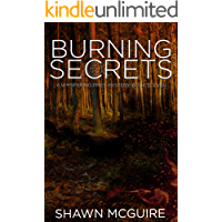 Burning Secrets: A Whispering Pines Mystery, Book 11 book cover