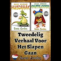 Tweedelig Verhaal Voor Het Slapen Gaan (Bilingual Dutch & English)