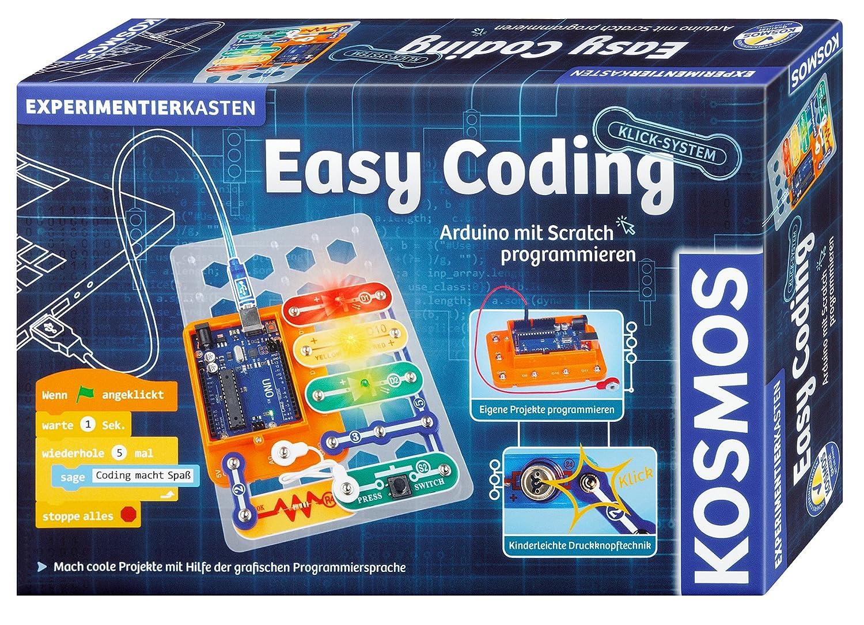 Kosmos 613150 Easy Coding, Spiel