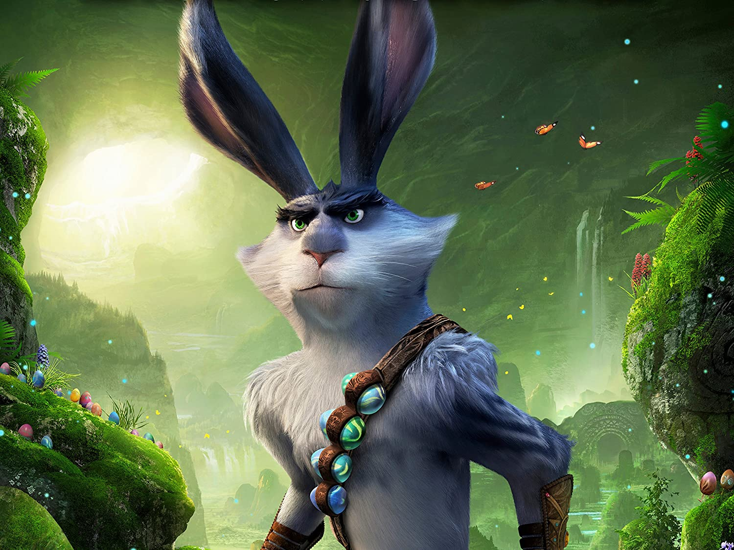 Posterhouzz Movie Rise Of The Guardians E Aster Bunnymund Hd