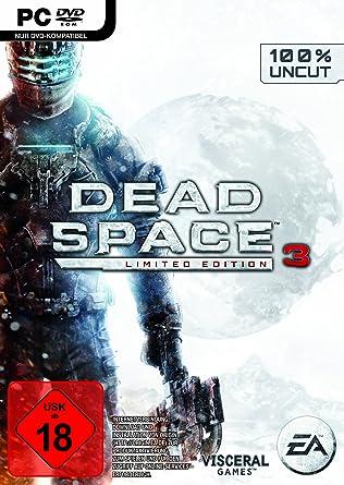 Dead Space 3 Limited Edition Uncut Amazon De Games