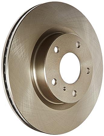 Disc Brake Rotor Front Parts Master 126017