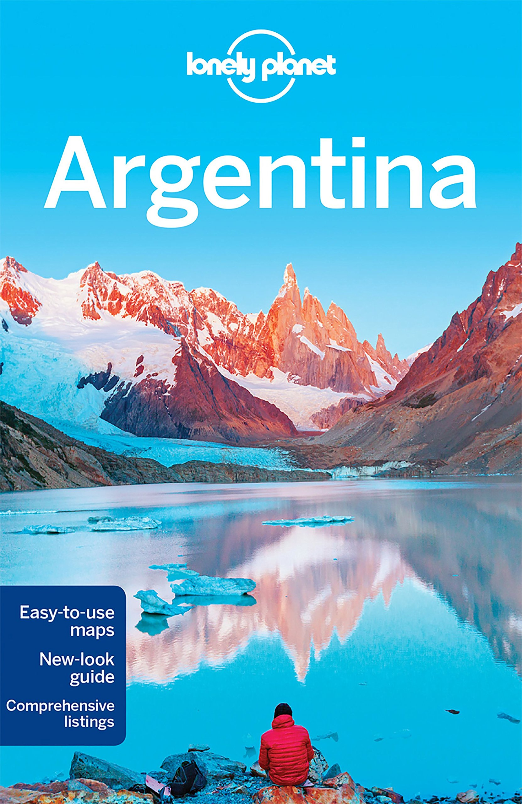 Lonely Planet Argentina Travel Guide Lonely Planet Sandra Bao - Argentina landforms map