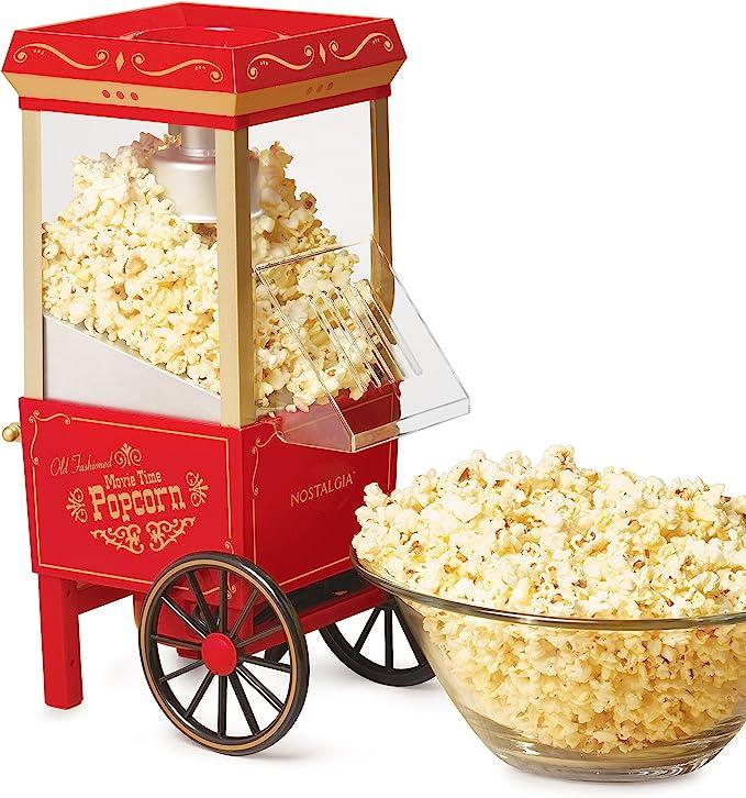 popcorn maskin retro