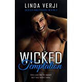 Wicked Temptation (Hollis Brothers Book 2)