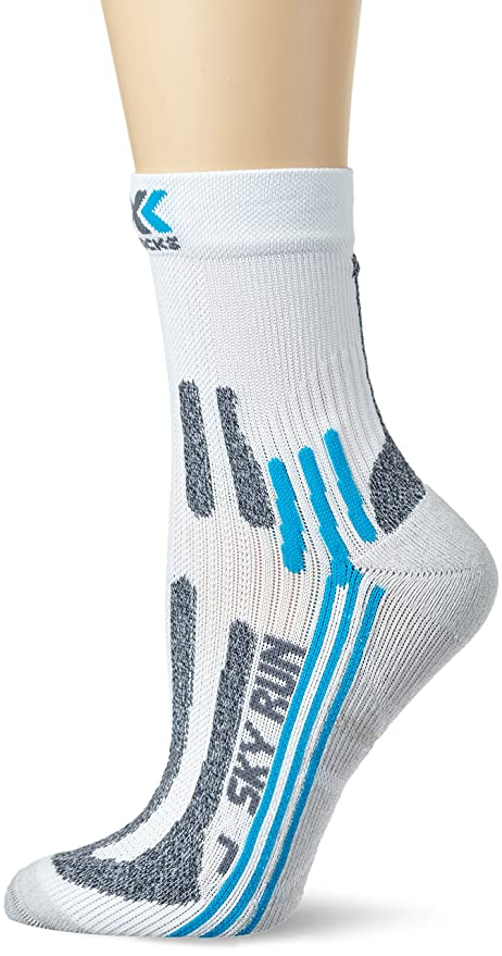 X-Socks Funktionssocken Sky Run Two Lady - Calcetines, Color, Talla 35/