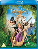 Tangled [Blu-ray] [Region Free]