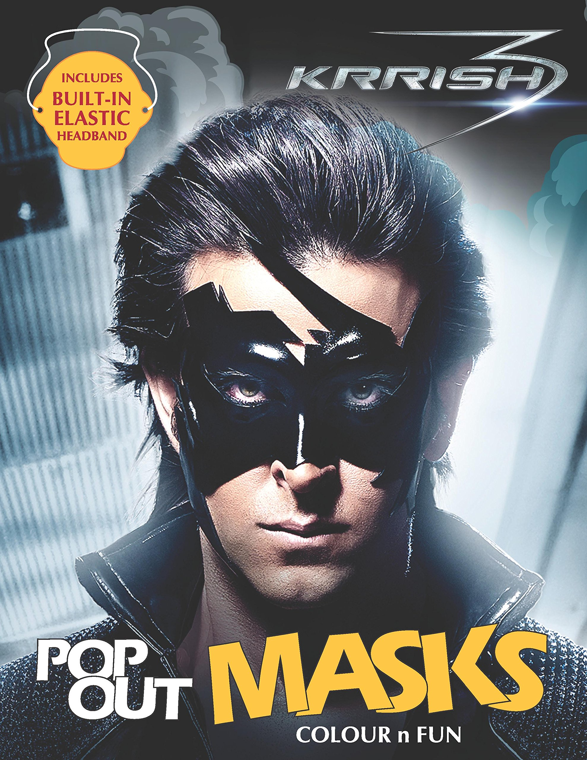 Buy Krrish Mask Book Colour Fun Online At Low Prices In India
