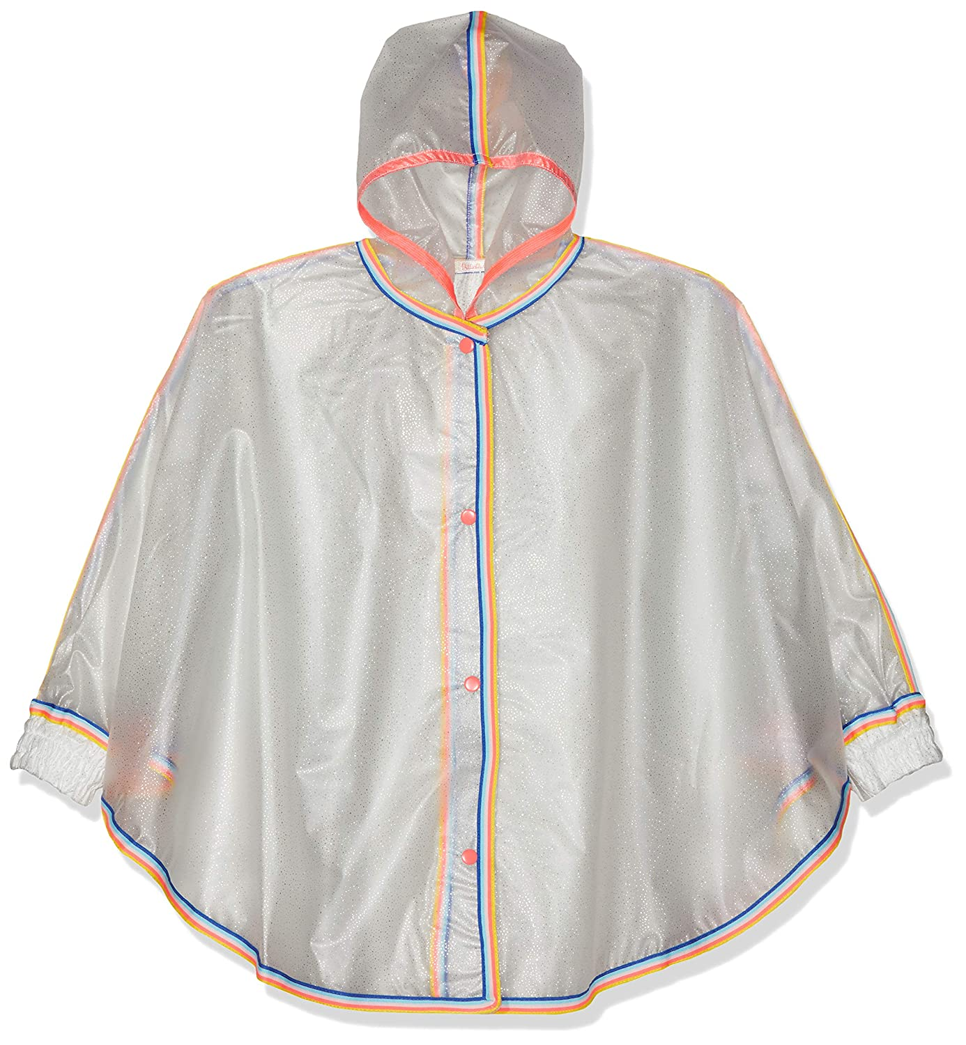 Transparent (Unique Z40) 8 ans  Billiebleush Cape, Manteau Fille