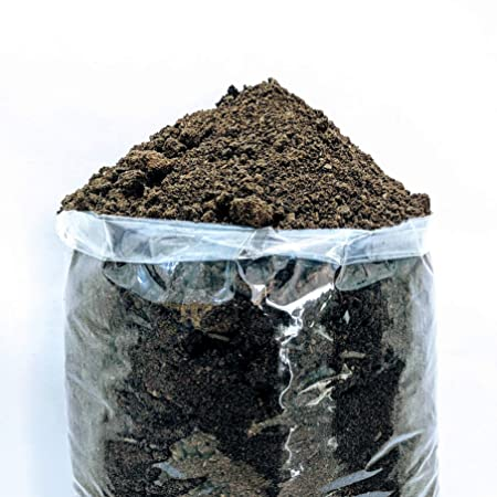 Kaamdhenu Greens 100% Pure Oganic Vermicompost Cow Dung Manure Cow Dung Vermicompost (NO Chemical Content) (5 KG)