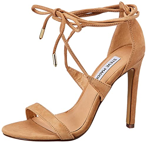 cc18147f306 Image Unavailable. Image not available for. Colour  Steve Madden Women s  Presidnt Sand Fashion Sandals ...