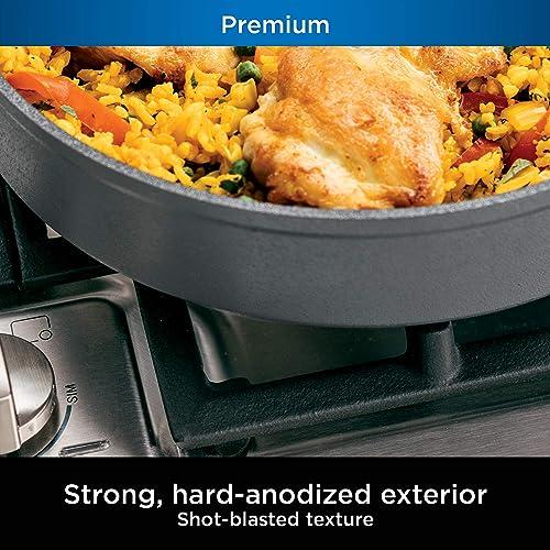 Ninja C39900 Foodi NeverStick Premium Hard-Anodized 16-Piece Cookware Set Review