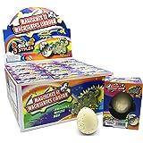 JustRean Toys Magisches Schlüpf- Einhorn aus Dem Ei 🦄 - Magic Growing Egg - Unicorn Egg <3