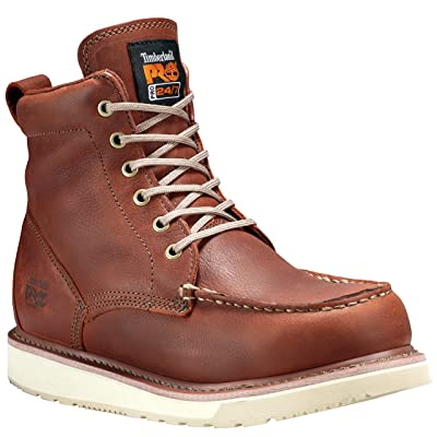 """Timberland PRO Men's Wedge Sole 6"""" Boot 