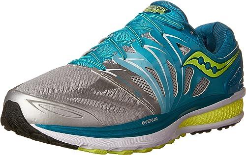 Saucony Hurricane ISO 2, Zapatillas de Running para Mujer: Saucony ...